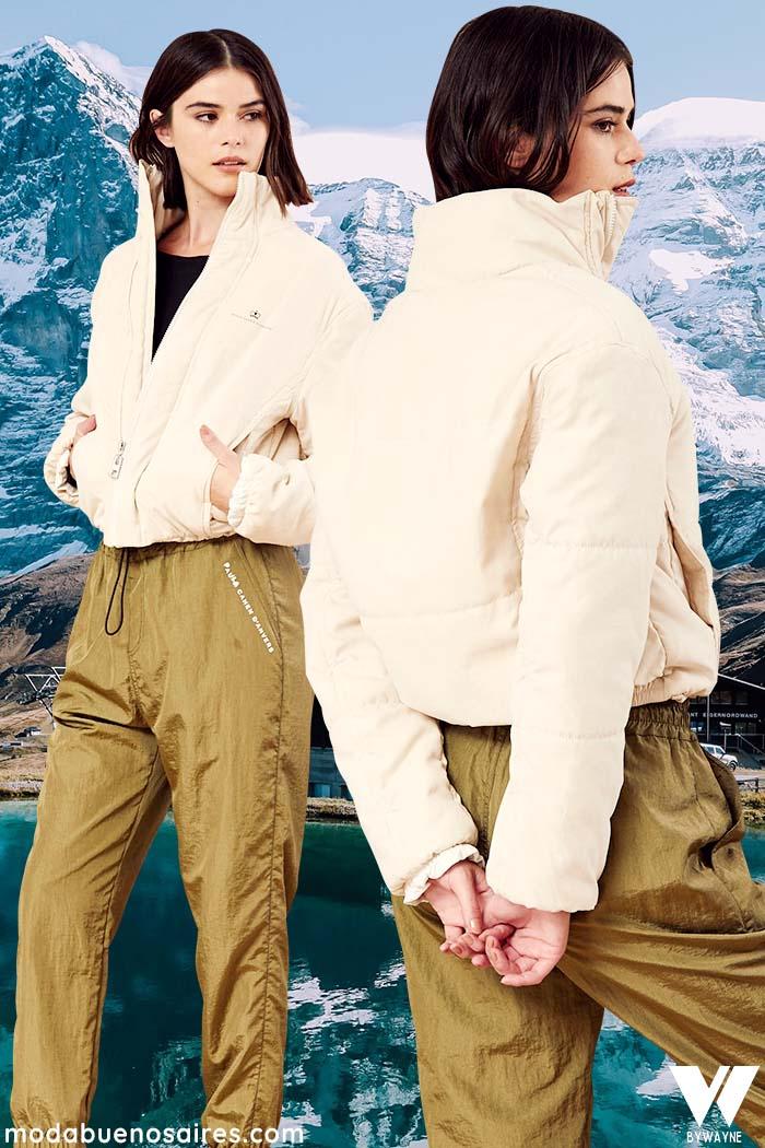 Looks casuales urbanos moda casual mujer invierno 2021