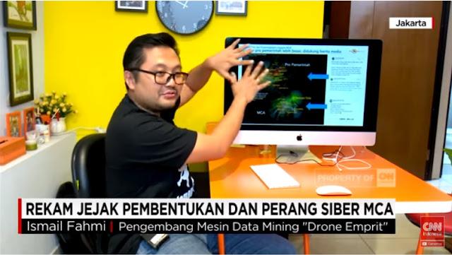 """Nah lho! Pakar Cyber Ungkap Fakta: Yang Terjadi """"War on MCA"""" Bukan """"War on Hoax"""""""