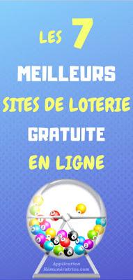 loterie gratuite
