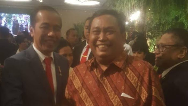 Mau Jokowi 3 Periode, Poyuono: Aturan 2 Periode Amien Rais Hanya Copas AS