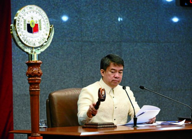 Senate President Pimentel III: 'No New Reso, No More Matobato'