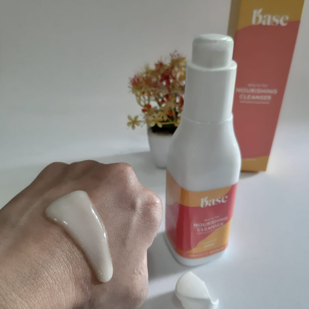 review BASE skincare