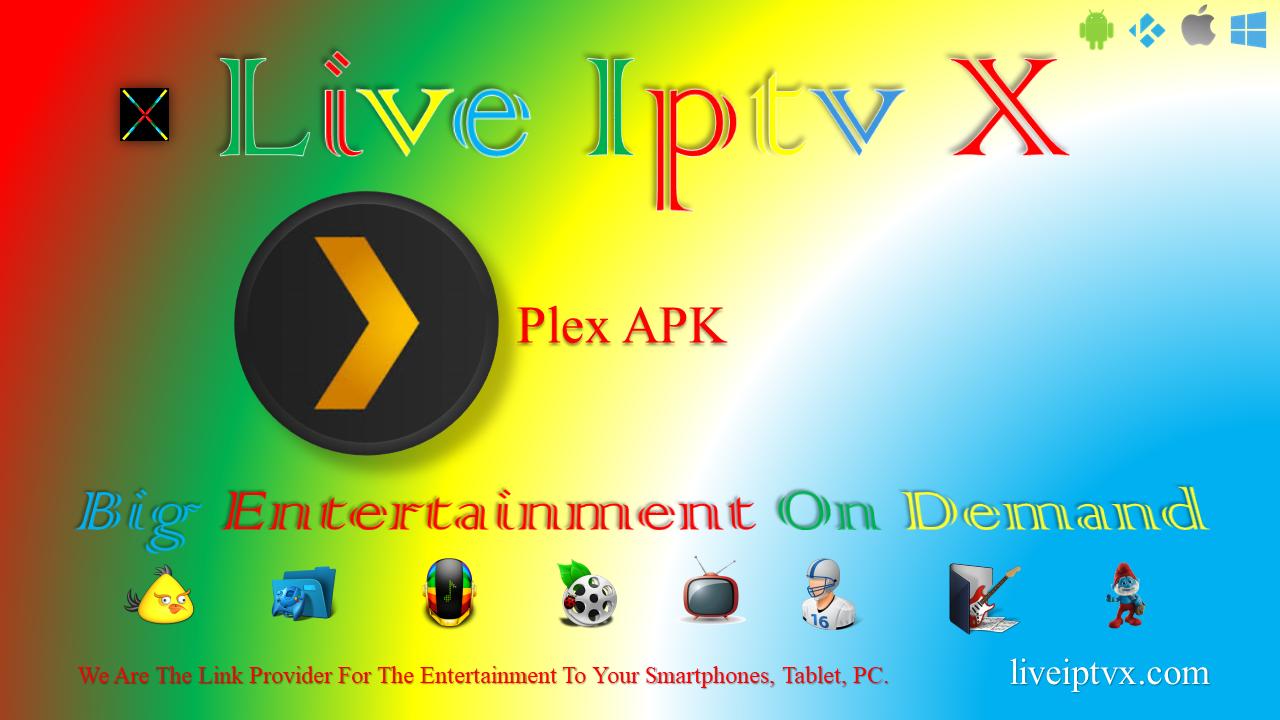 plex media server android apk