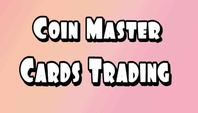 Trade cards in Coin Master - Next Gold Card Trade Event