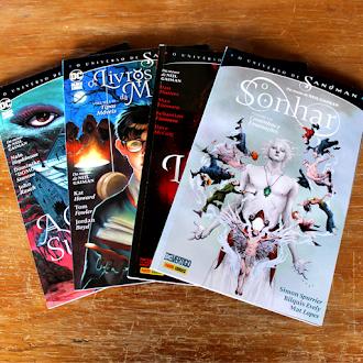 Guia de Quadrinhos: O Universo de Sandman