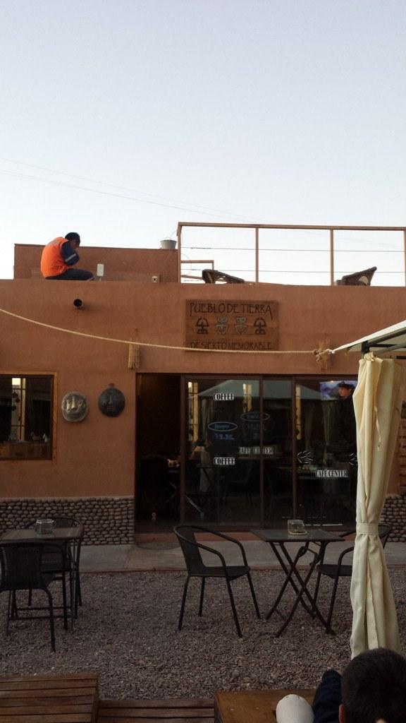 Onde ficar no Atacama