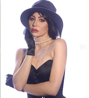 Hot Barbie Doll of B Town, Giorgia Andriani yet again hyped up the internet with her new avatar ....!