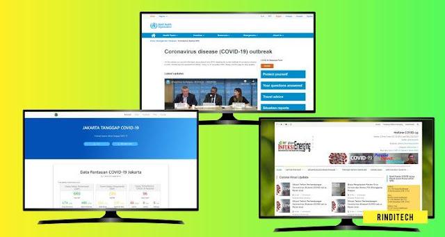 Daftar Website Resmi Tentang Virus Corona COVID-19