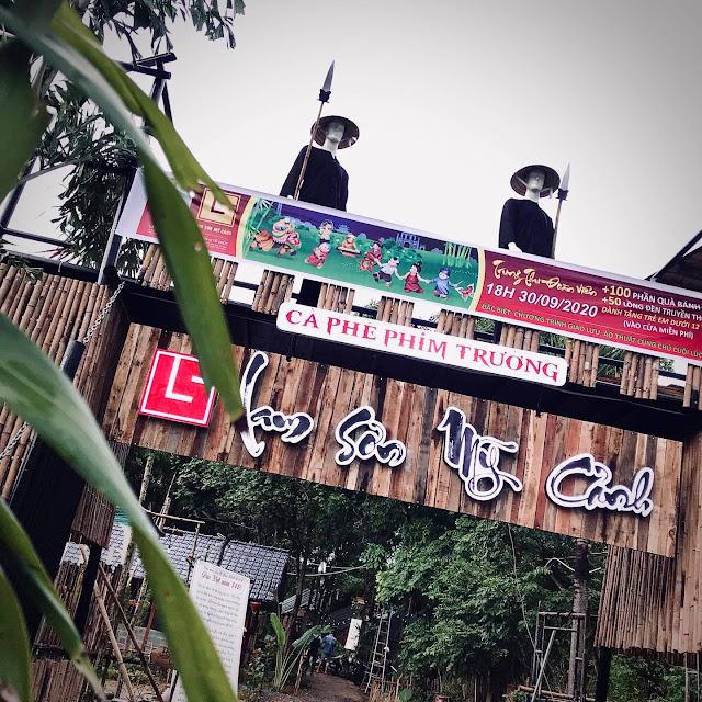 Cafe phim trường Lam Sơn Mỹ Cảnh