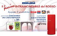 Logo Con Super Attak, Pritt, Pattex, Loctite vinci 105 Card Esselunga da 50 euro e frigoriferi Smeg