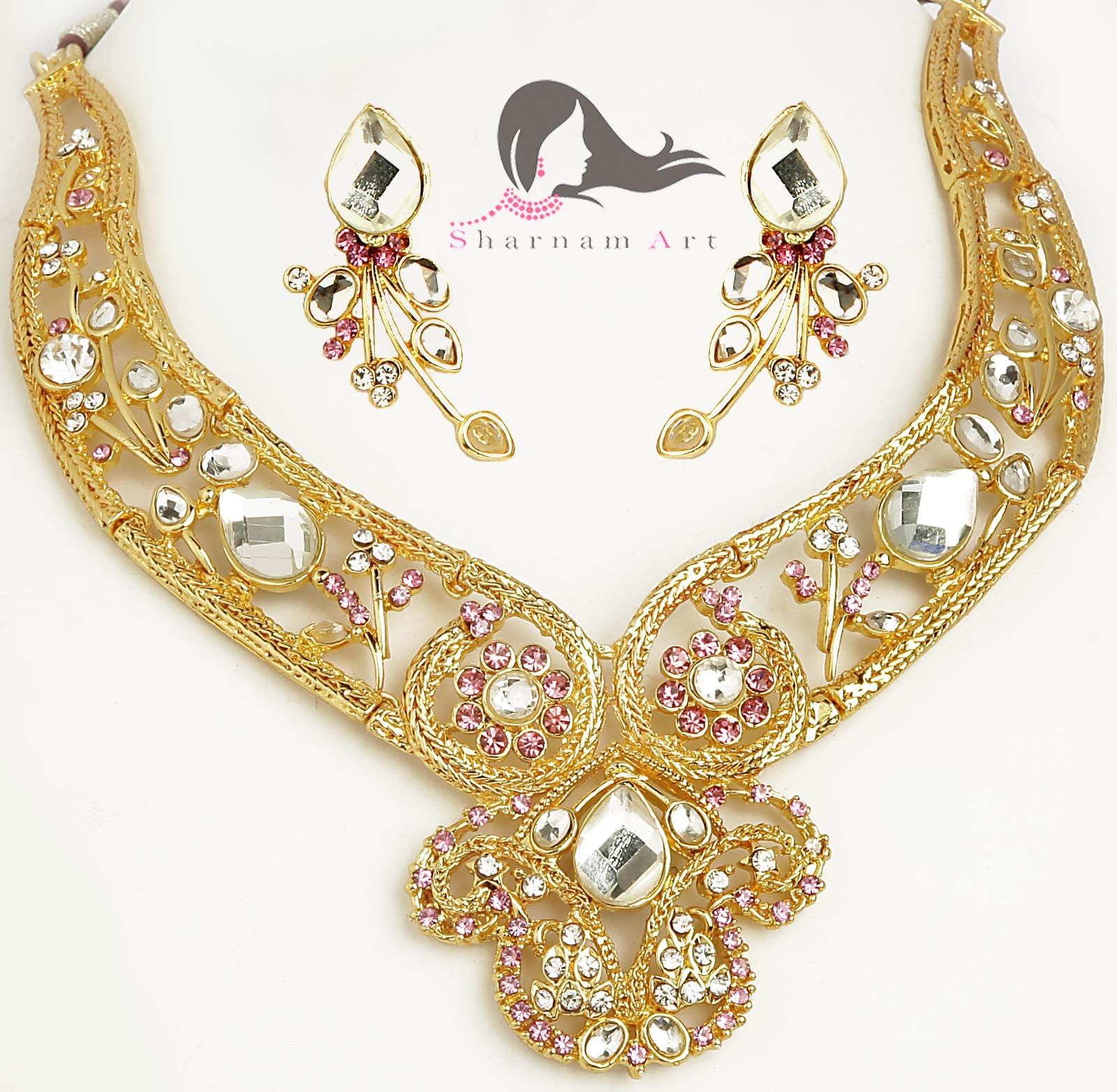 Artificial And Gold Jewellery Designs For Wedding 2016-17 ...
