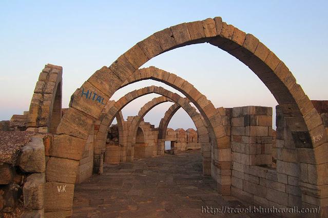 UNESCO World Heritage India - Champaner Pavagadh