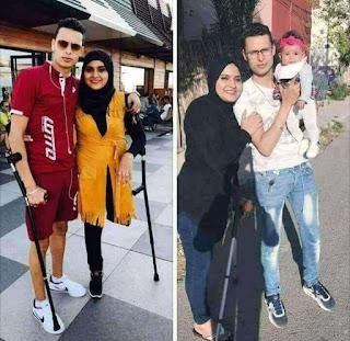 الزوجين المغربيين