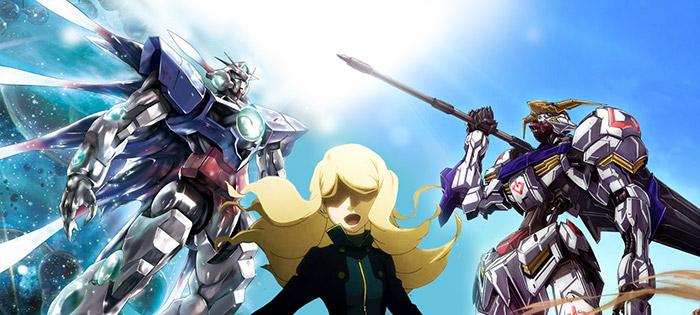 Becoming Gundam