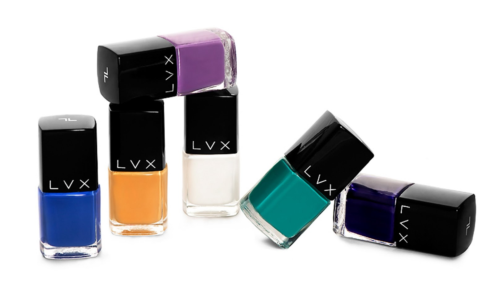 LVX Spring Collection Nail Polishes