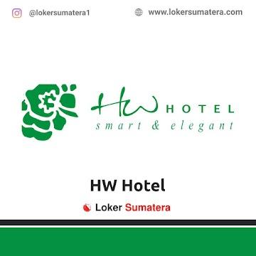 Lowongan Kerja Padang: HW Hotel April 2021