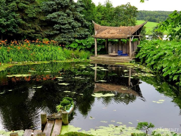 Fen tre sur mes photos les jardins de vos r ves st for Jardin google translate