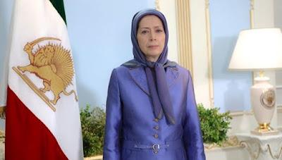 مريم رجوي: غالبية النواب الأمريكيين يقفون بجانب الشعب الإيراني