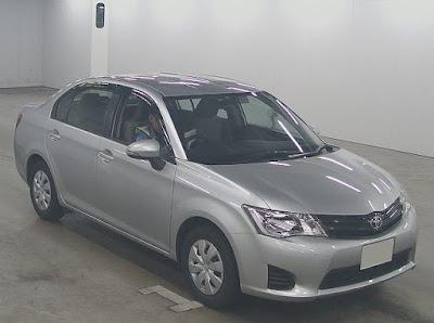 16029PT02 2013 Toyota Corolla Axio X