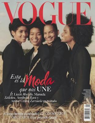 Descargar Vogue Latinoamérica Septiembre 2019