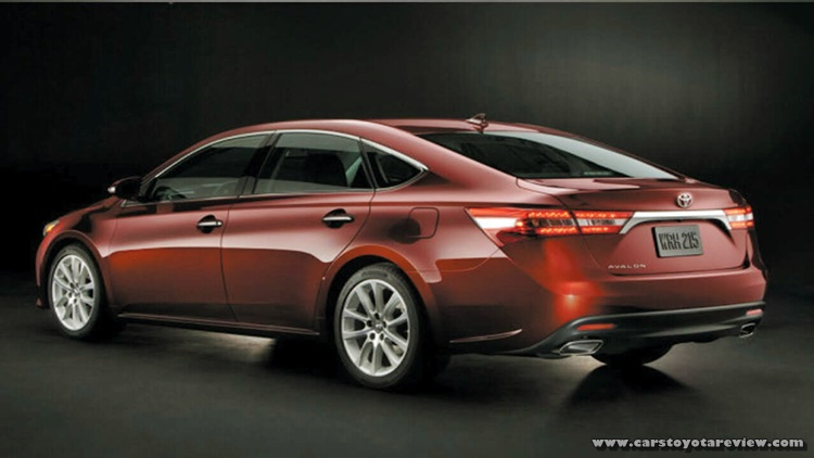Toyota Avalon Review