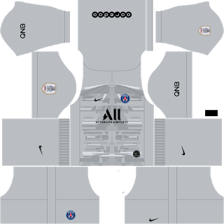 PSG DLS Kits 2019-2020