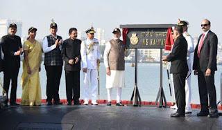 modi-naval-submarine-ins-kalwari-nation-dedicated