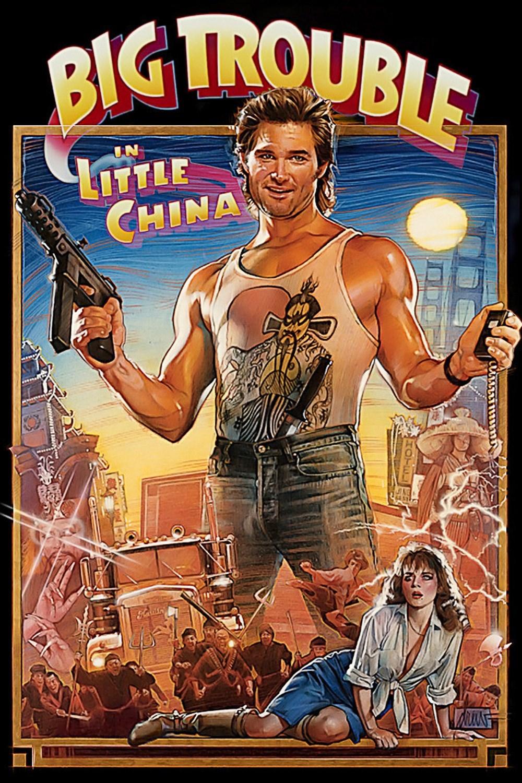 Big Trouble in Little China (1986) ศึกมหัศจรรย์พ่อมดใต้โลก