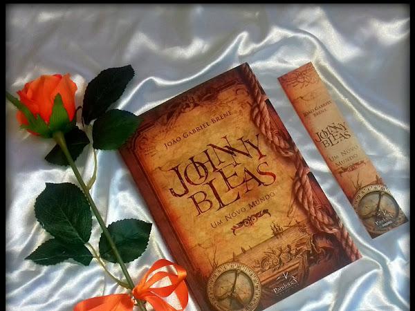 Resenha: Johnny Bleas, um Novo Mundo - João Gabriel Brene