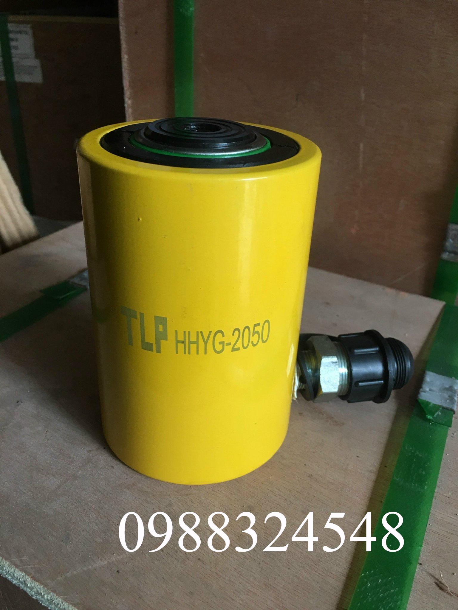 Kích thủy lực TLP 20 tấn HHYG-2050, hành trình 50mm