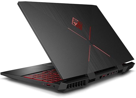 HP OMEN 15-dc0004ns: procesador Core i5 + gráfica GeForce GTX 1050
