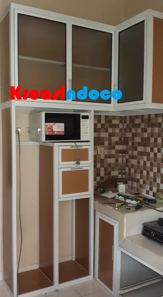 Kitchen Set Aluminium Dan Acp