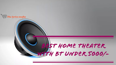 best home theatre under 5000 with Bluetooth in india