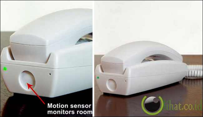 Motion Detector Telephone