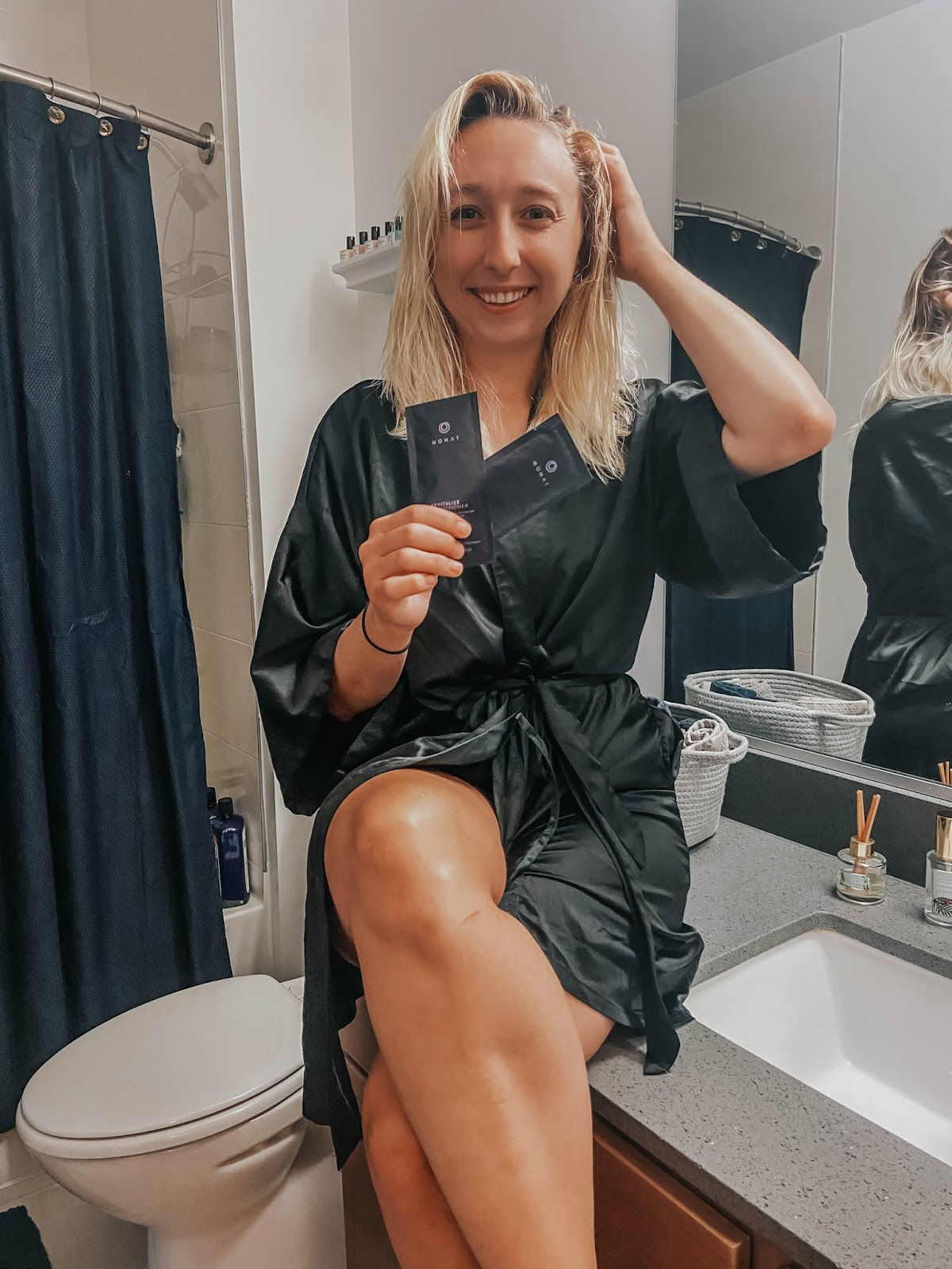 Monat Hair Care Review
