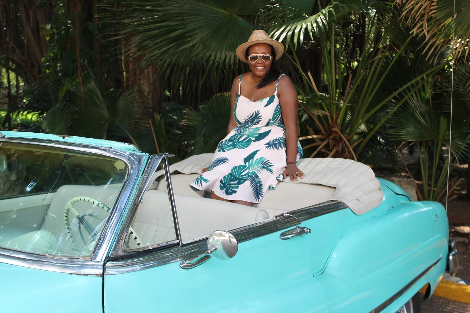 making restorations classic car Cuba 2