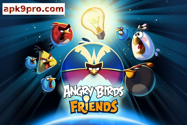 Angry Birds Friends 7.9.0 Apk + Mod (File size 75 MB) for Android