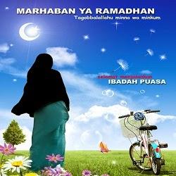 DP Muslimah, Marhaban Ya Ramadhan