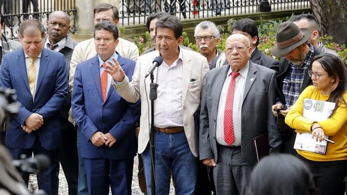 Gobierno Nacional pide iniciar de manera inmediata negociación con comité del paro
