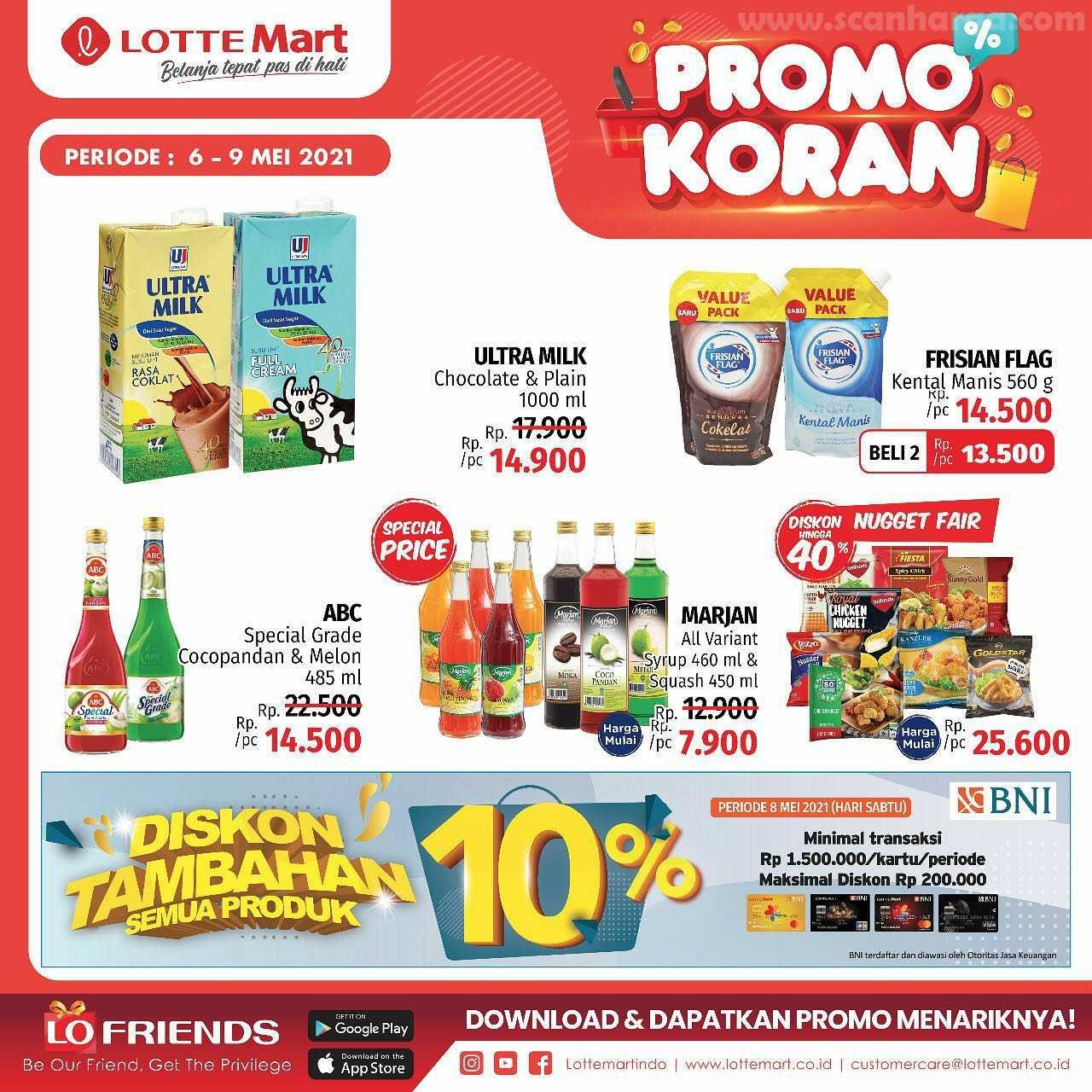 Katalog Promo Lottemart Weekend 6 - 9 Mei 2021 5