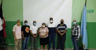 Senador Franklin Rodríguez ofrece respaldo a  proyecto cultural en Cambita Garabito