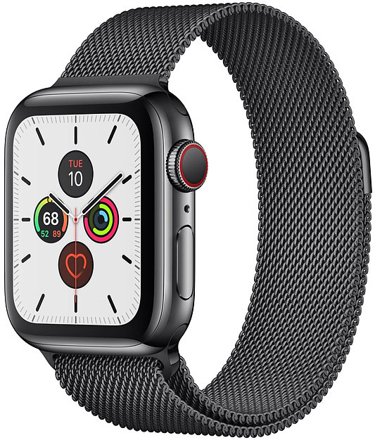 "Most Practical Watch From Apple-""Apple Watch Series 5"""