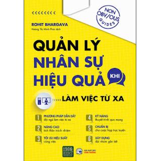 Quản Lý Nhân Sự Hiệu Quả Khi Làm Việc Từ Xa ebook PDF EPUB AWZ3 PRC MOBI