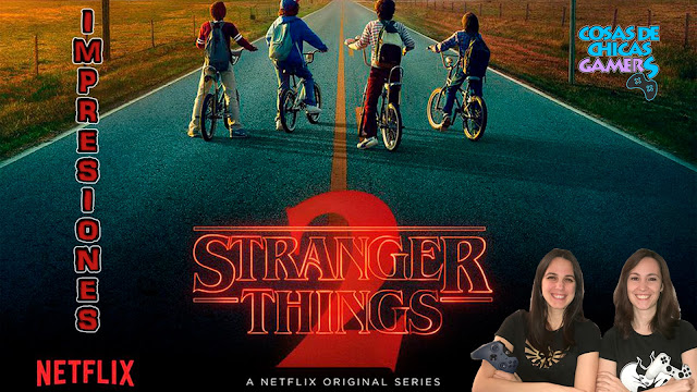 Impresiones Stranger Things 2
