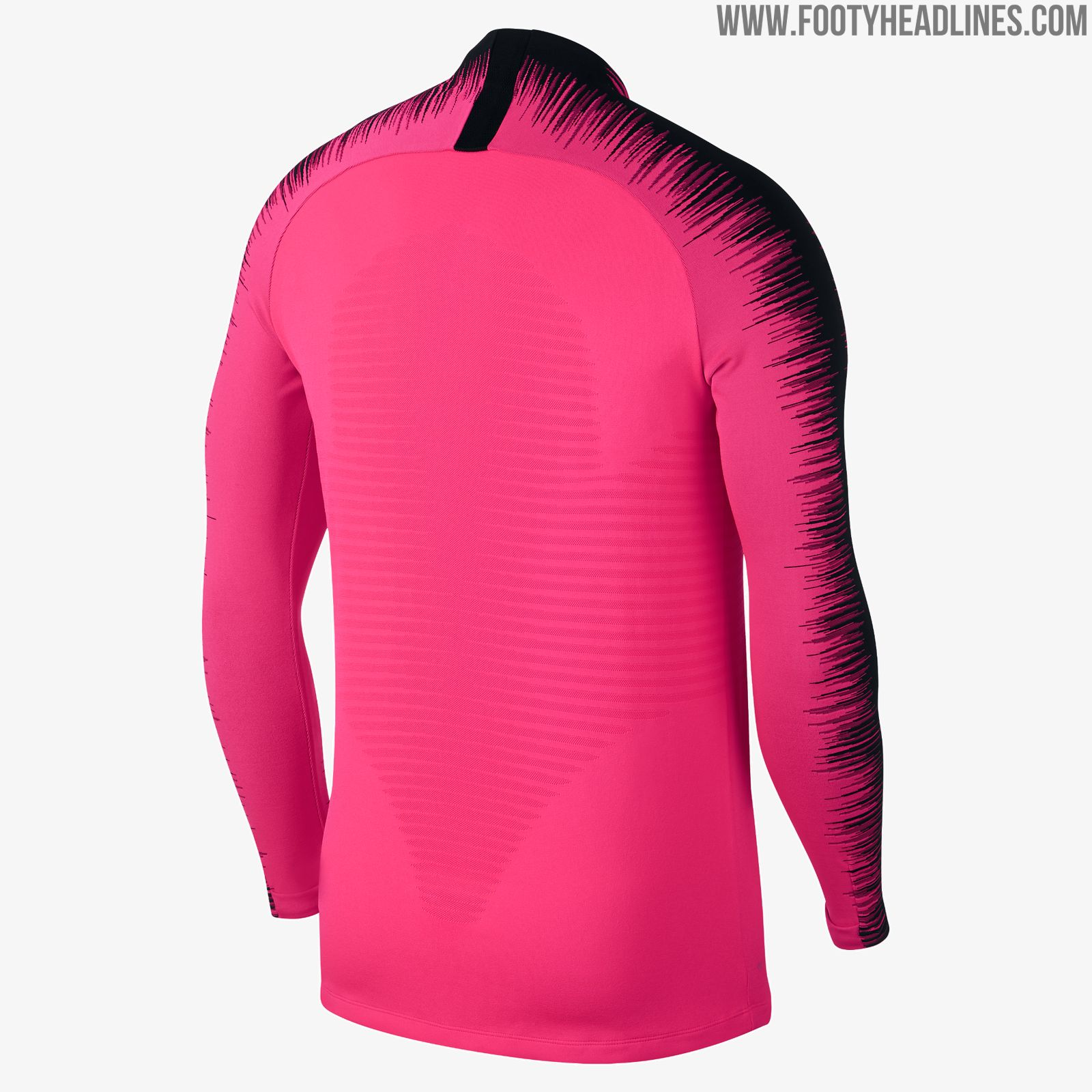 newest 789c2 d6737 New Nike Style: Pink PSG 2019 Training Kit Released | Futbolgrid
