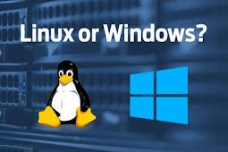 Perbedaan Linux Vs Windows 10 plus minusnya