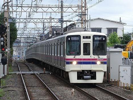 【連日運行!】9000系区間急行 橋本行き