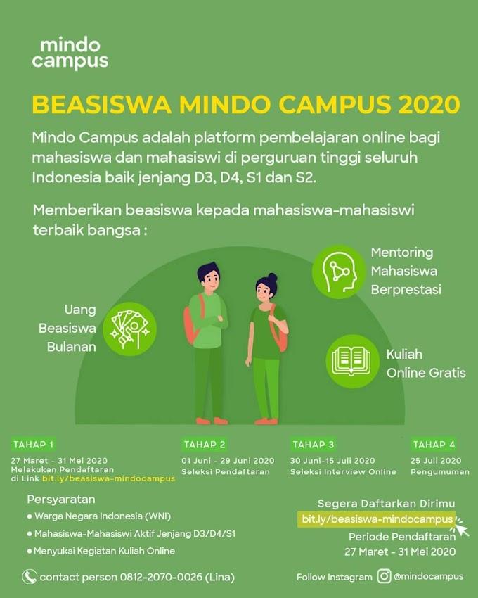 Beasiswa Mindo Campus