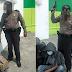 Oknum Perwira Polsek Hamparan Perak Ancam Tembak dan Obrak Abrik Konsumsi Demo Buruh