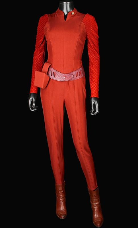 Star Trek Deep Space Nine Major Kira Nerys costume